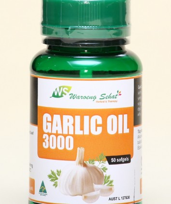 Garlic Oil 3000